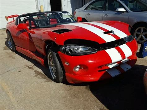 car manuals free online 1994 dodge viper rt 10 electronic valve timing auto auction ended on vin 1b3br65e1rv102382 1994 dodge viper rt 1 in il peoria
