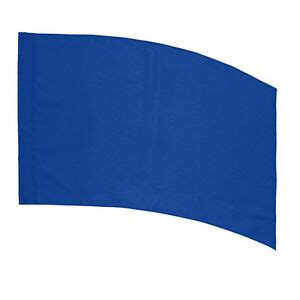 color guard practice flags color guard practice flag pcs curved rectangle royal
