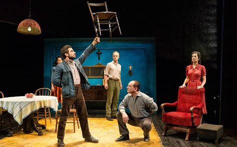 view from the bridge the economist review a view from the bridge at the alley theatre and