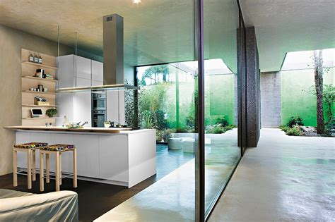 kitchen glass wall brilliant kitchen storage solutions in eclectic italian