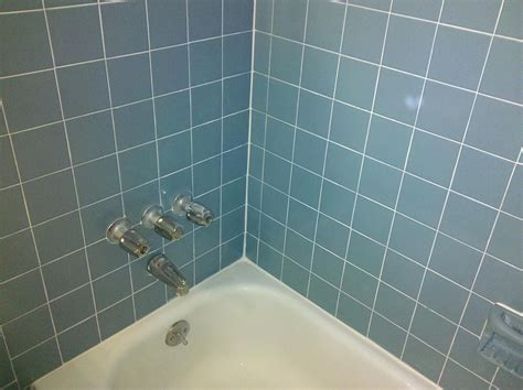 how to regrout bathroom tile shower groutastic 187 regrouting