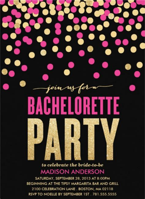 30 Bachelorette Invitation Templates Free Sle Exle Format Download Free Premium Bachelorette Invitation Template