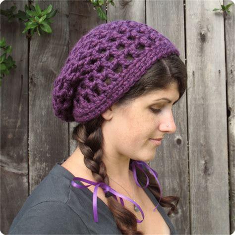 free pattern easy crochet hat free crochet pattern waffle cone slouchy hat