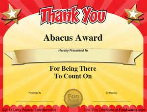 Awards 101 printable certificates fun award ideas for teachers
