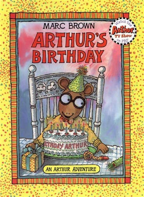 arthur s arthur s birthday book arthur wiki