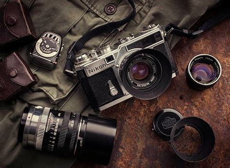 about photography nikon sp the ultimate digital retro