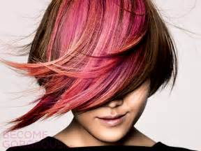 pink highlighted hair 50 i just cannot keep my eyes off pink hair thetattooedgeisha