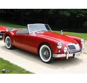 MG MGA Roadsterpicture  6 Reviews News Specs Buy Car
