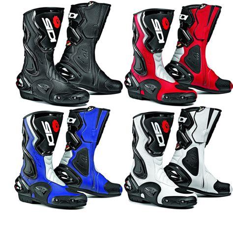 bike racing boots sidi cobra motorbike motorcycle race sports bike