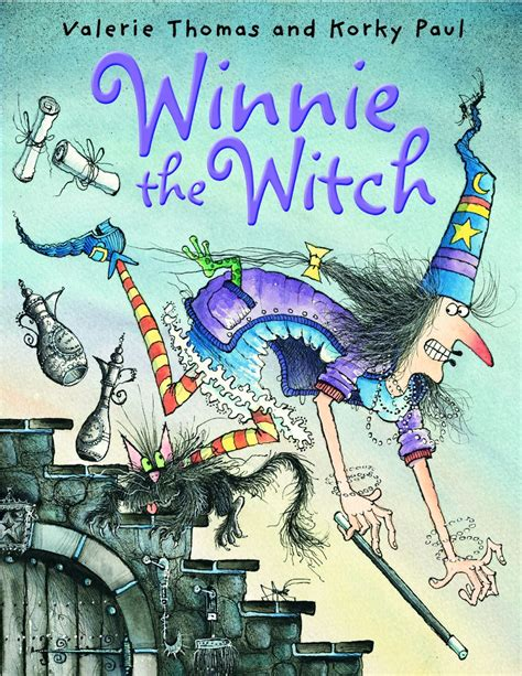 the bruja books picture book den twenty five years of winnie magic by