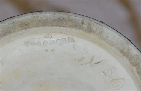 Kode 1840 K 1840 Tally Limited wedgwood marks
