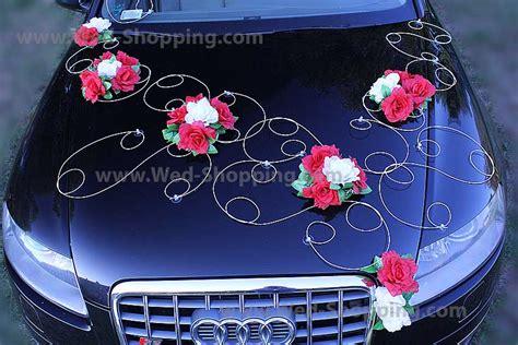 kit decoration voiture mariage decoration voiture mariage ventouses