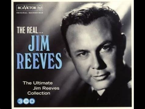 jim reeves the flowers the sunset the trees
