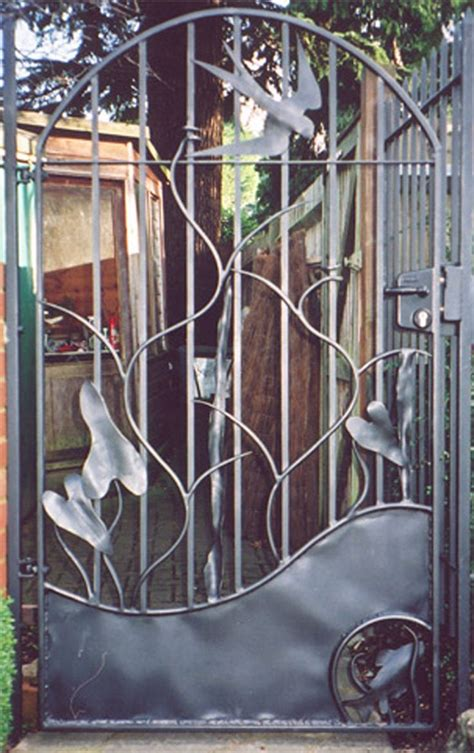 33 best images about metal gates on iron gates