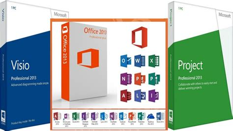 office visio project microsoft office professional 2013 project pro 2013