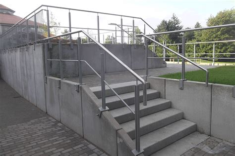 gel 228 nder - Treppengeländer Pfosten Stahl