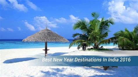 top 5 new year destinations in india