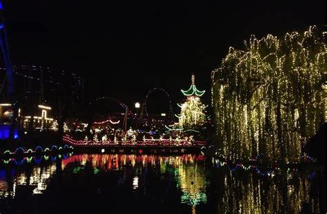 balade de nuit dans les jardins de tivoli 224 copenhague