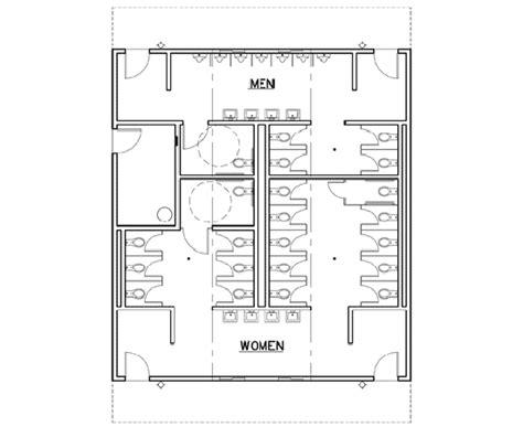 public toilet floor plan public toilet design plan home design mannahatta us