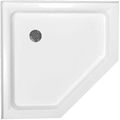 Corner Shower Pans by Hydro Systems Shower Pan Shower Base