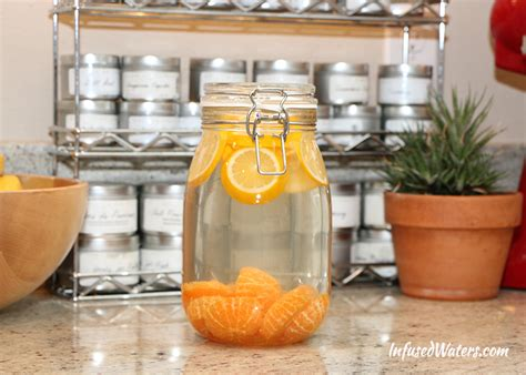 Orange Detox Water Benefits by 8 Benefits Of Orange Water That You Never Knew