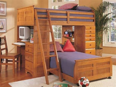 bunk beds with study table bunk bed designs for room upcycle