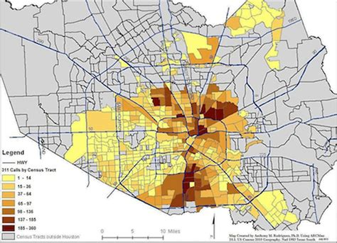 houston demographics map 2014 can houston be green without brown and black offcite