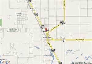 map of best western suwannee valley inn chiefland