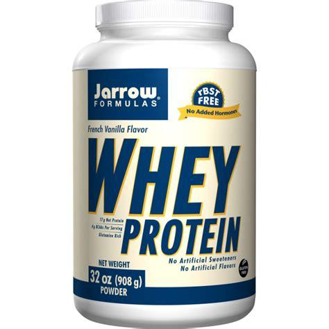 Garden Of Whey Protein Review Jarrow Formulas Inc Whey Protein Powder Vanilla