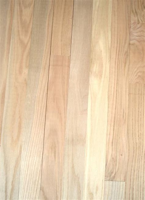 Unfinished Oak Hardwood Flooring Henry County Hardwoods Unfinished Solid Oak Hardwood Flooring 1 Common 3 4 Inch Thick X 3 1