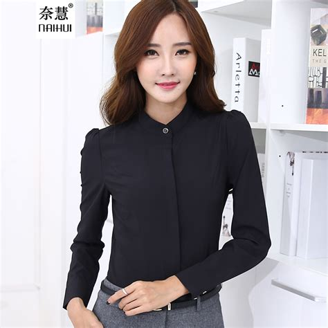 Blouse Anzella Cantik Grey slimming blouses promotion shop for promotional slimming blouses on aliexpress