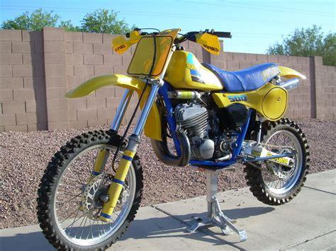 Vintage Suzuki Rm Parts 1984 Suzuki Rm500 Suzuki Rm 500 Ahrma Like Nos Vintage