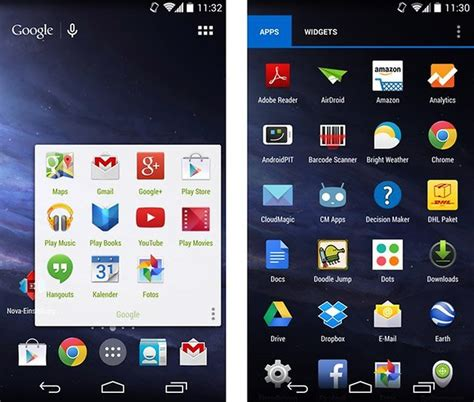 App Drawer Folders by Launcher 3 0 Update Brings More Customization