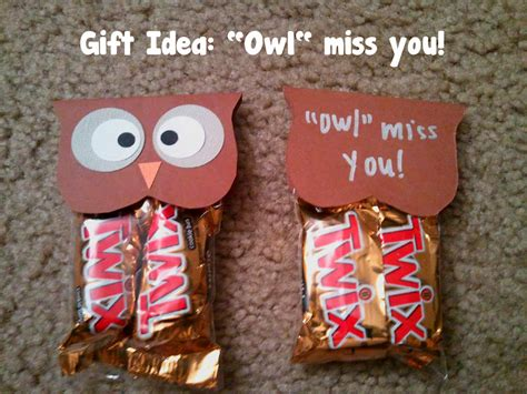 8 Ideas For An Owl You Wedding by Mandy And Daniel Gift Idea For Students Quot Owl Quot Miss You