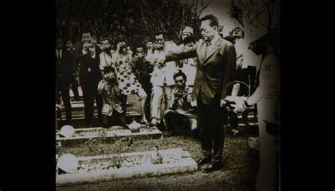 Bung Karno The Untold Stories usman harun digantung bung hatta bersumpah nasional