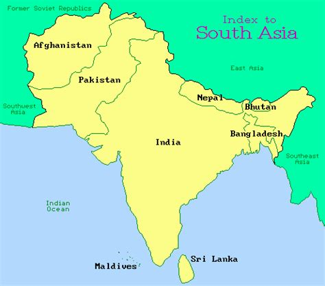 asia s opinions on south asia