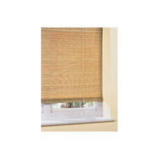 argos bathroom blinds argos value range 2ft bamboo roller blind natural 163 2 99