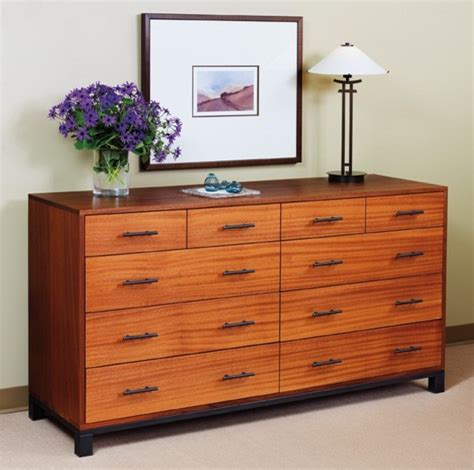 Soho 10 Drawer Dresser Contemporary Seattle By Modern Bedroom Dressers And Chests