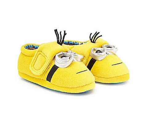 minion house slippers christmas presents for minion lovers picniq blog