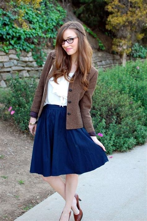 chic college girl fashion outfits   appealing