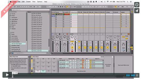 tutorial drum rack ableton ableton drum racks maschine masters