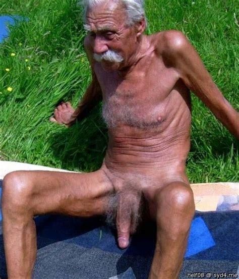 Old Black Grandpa Uncut