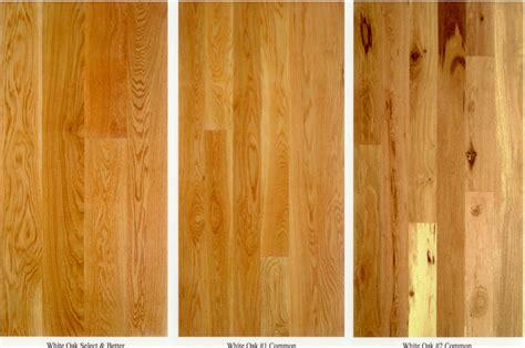 white oak flooring grades gurus floor