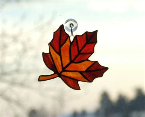 maple leaf pattern glass 1467 best stained glass images on pinterest stained