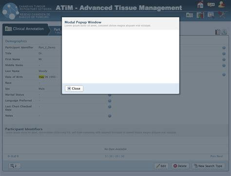 ui pattern modal window modal popup windows and auditing history ctrnet wiki