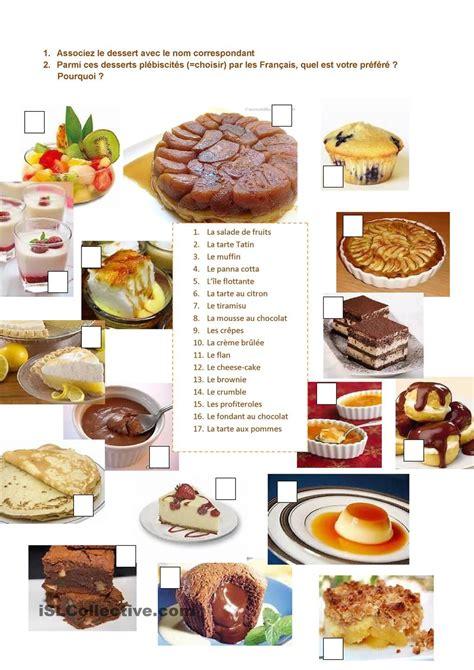 les desserts pr 195 169 f 195 169 r 195 169 s des fran 195 167 ais easy