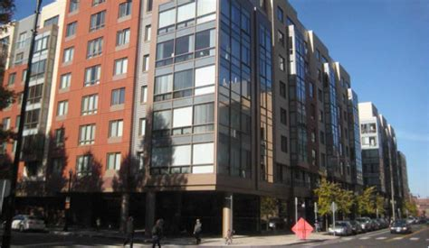 Apartment Building Cambridge Study Affordable Housing Requirements Don T Stifle