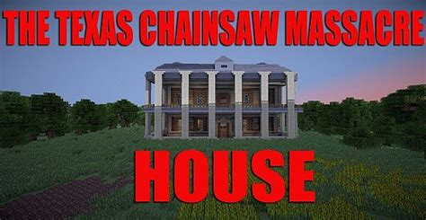 texas chainsaw house the texas chainsaw massacre house in minecraft minecraft project