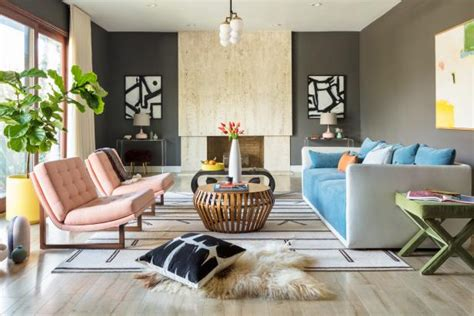 How To Make A Living Room Feel Cozy - 15 designer tips to make a modern space feel cozy hgtv