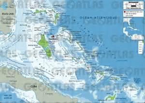 Bahamas World Map by Pics Photos Map The Exumas Bahamas Atlas World